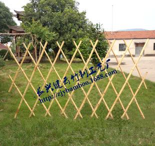供应可伸缩花园竹篱笆