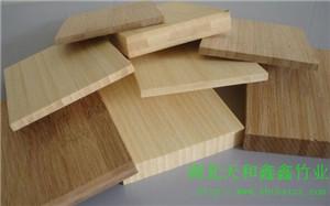 侧压纵横板材,出口品种的竹板材,应用于出口竹制品