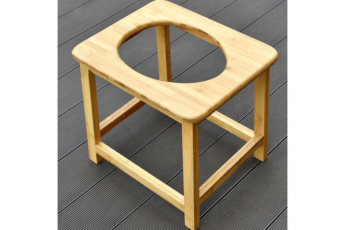 纯手工竹制 孕妇 老年人 残疾人居家坐便凳 厂家直销