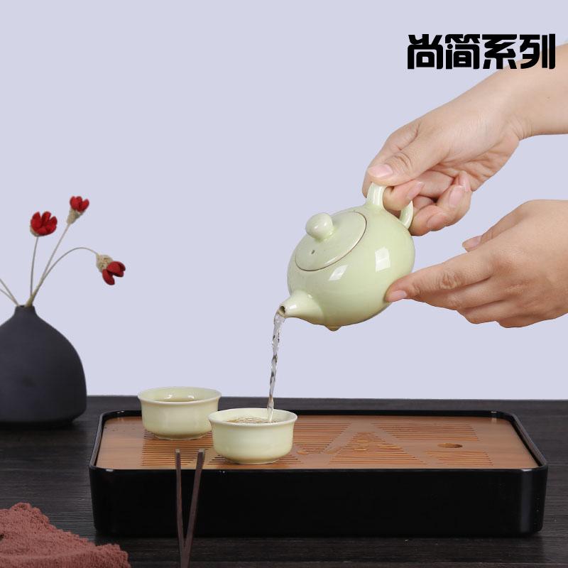 尚简系列竹茶盘SJ07