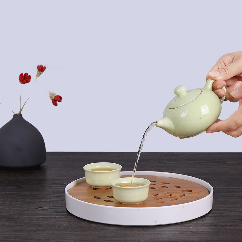 尚简系列竹茶盘SJ01