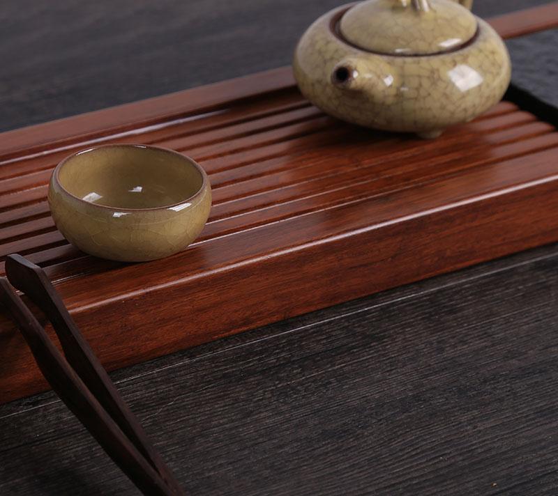 古韵系列竹茶盘GY07