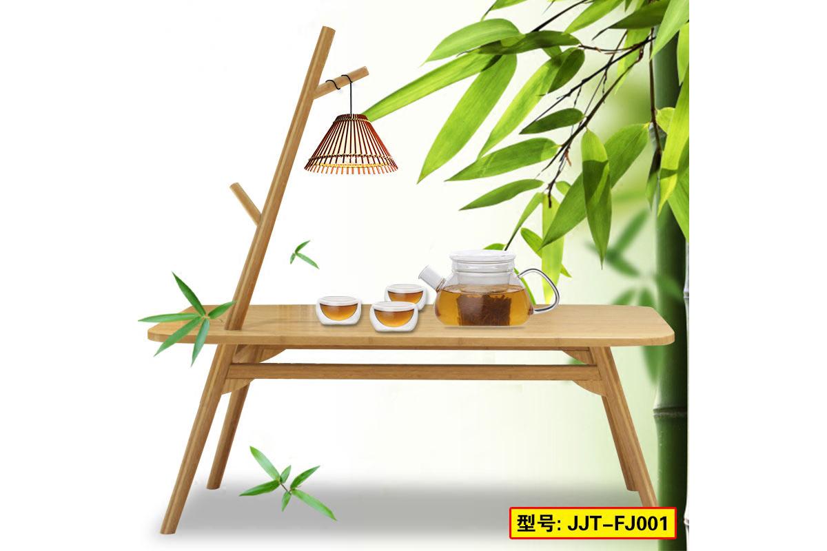 竹楠多功能小茶几竹家具创意方几飘窗榻榻米桌边几角几