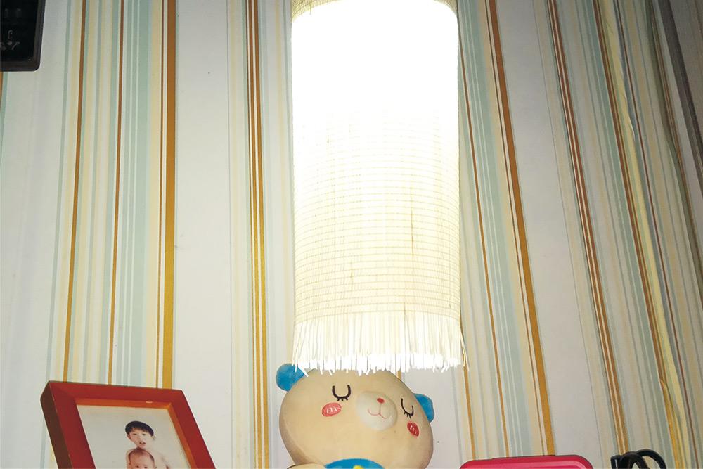 天然竹子 竹编灯 方形14cm高30cm竹头带丝方形14cm高30cm竹头带丝
