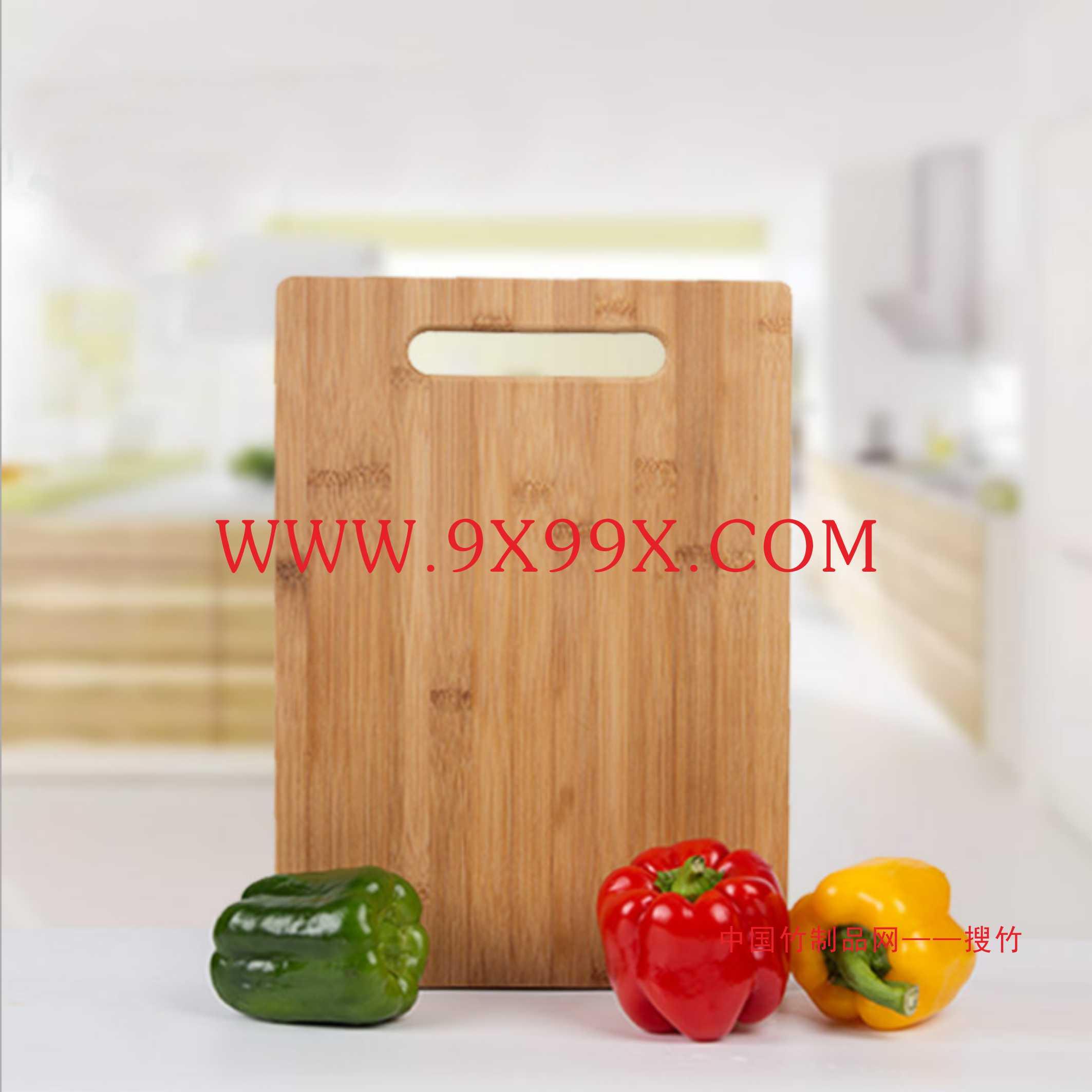 廚房用品 天然楠竹實心加厚切菜板 砧板 案板批發
