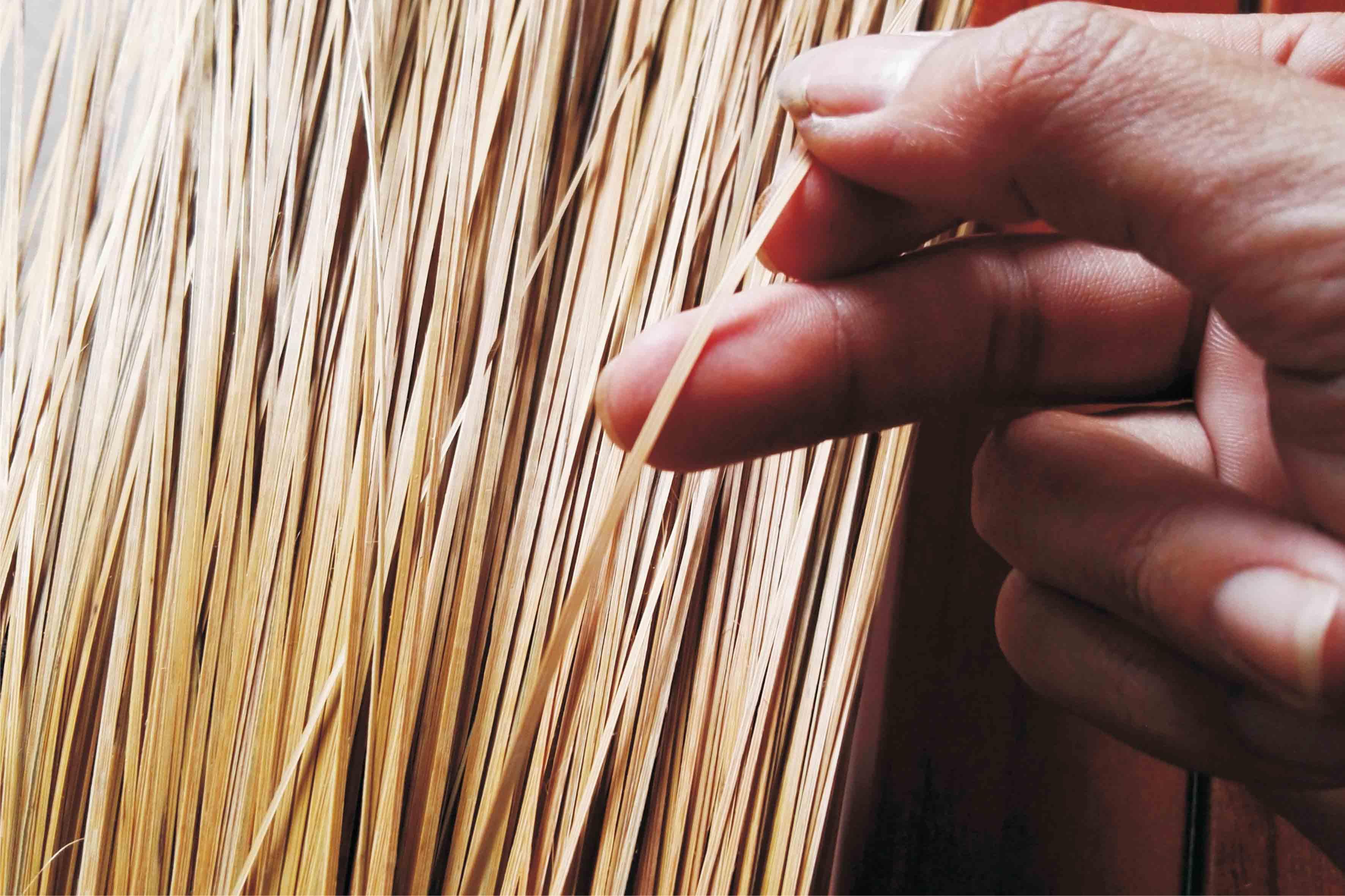 竹絲竹篾竹條編織篾條DIY手工制作瓷胎燈籠竹編無節1100*1.7*0.28mm竹青絲