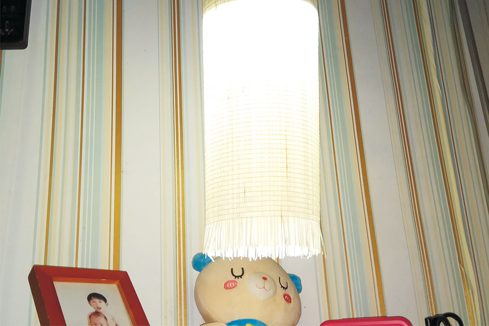 天然竹子 竹編燈 方形14cm高30cm竹頭帶絲方形14cm高30cm竹頭帶絲v