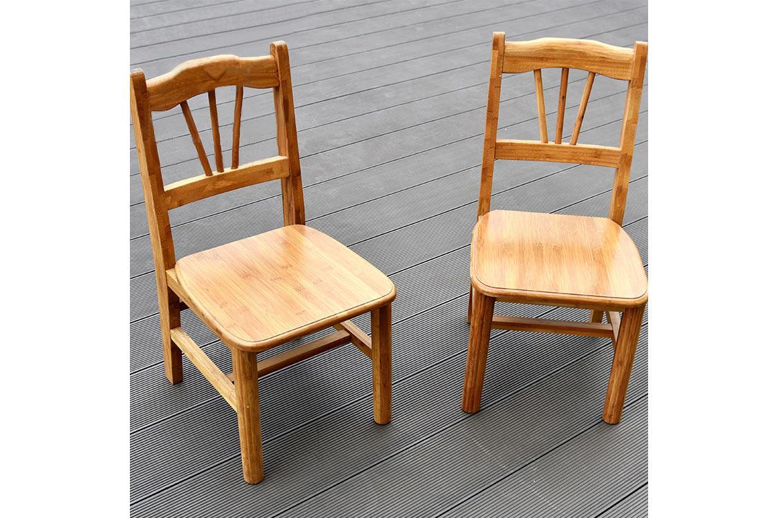純手工純竹制品簡約家用兒童靠椅 兒童休閑學習靠椅