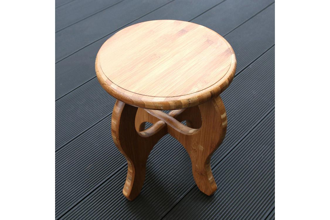 純手工竹制創意個性家用時尚簡約竹制 圓凳