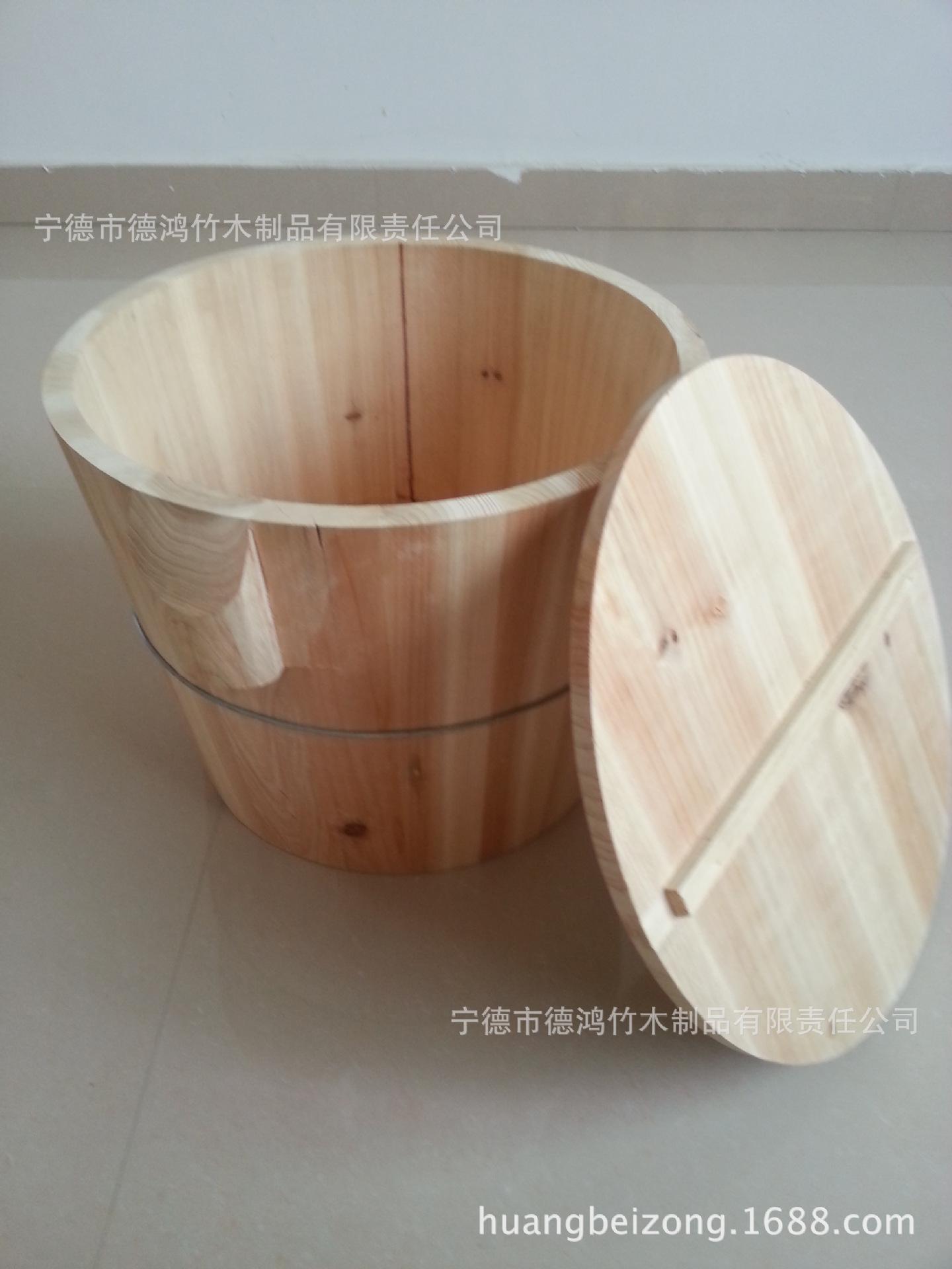 杉木木桶、蒸饭、饭桶、39CM蒸饭木桶、44CM蒸饭木桶、自产自销