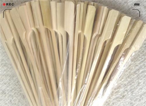 铁炮串 20cm 关东煮竹签, 烧烤签, 肉串
