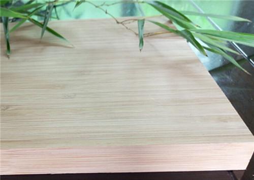 本色側壓竹家具板 竹板材 工廠直銷可定制